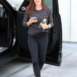 Jennifer Garner Leaves the Gym in West Hollywood 04/07/2018-2