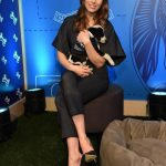 Jessica Biel at the American Express Experience in New York 04/09/2018-2
