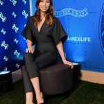 Jessica Biel at the American Express Experience in New York 04/09/2018-3