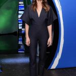Jessica Biel at the American Express Experience in New York 04/09/2018-4