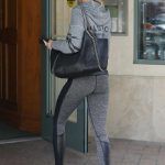 Joanna Krupa Heads to the Gym in Beverly Hills 04/12/2018-5