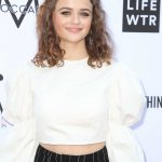 Joey King at the Daily Front Row Fashion Awards in Los Angeles 04/08/2018-4