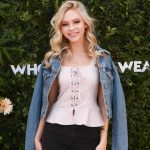 Jordyn Jones at Sabrina Carpenter for Aeropostale Event in LA 04/08/2018-3