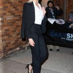 Karlie Kloss Arrives at The Daily Show with Trevor Noah in New York City 04/12/2018-2