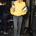 Kendall Jenner Leaves Her Hotel in Paris 04/04/2018-2