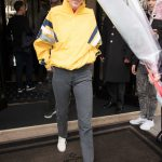 Kendall Jenner Leaves Her Hotel in Paris 04/04/2018-3