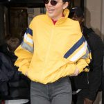 Kendall Jenner Leaves Her Hotel in Paris 04/04/2018-4