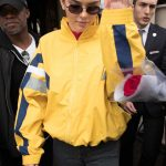 Kendall Jenner Leaves Her Hotel in Paris 04/04/2018-5