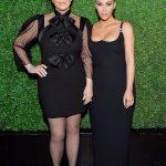 Kim Kardashian Attends KKWxMario Dinner in Beverly Hills 03/31/2018-3
