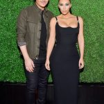 Kim Kardashian Attends KKWxMario Dinner in Beverly Hills 03/31/2018-4
