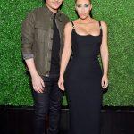 Kim Kardashian Attends KKWxMario Dinner in Beverly Hills 03/31/2018-4