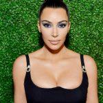 Kim Kardashian Attends KKWxMario Dinner in Beverly Hills 03/31/2018-5