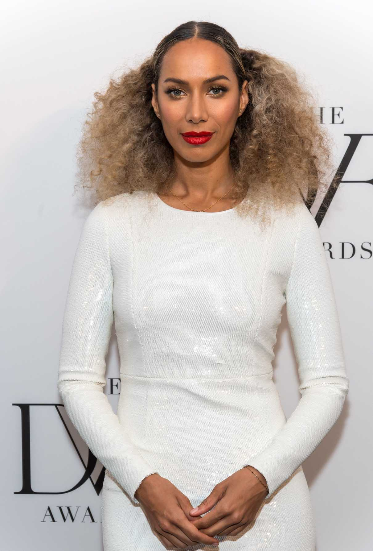 Leona Lewis at the 9th Annual DVF Awards in New York 04/13/2018-4