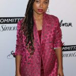 Logan Browning at the 5th Annual Marie Claire Fresh Faces Party in Los Angeles 04/27/2018-4