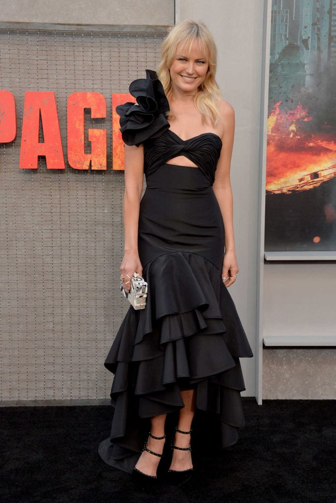 Malin Akerman at the Rampage Premiere in Los Angeles 04/04/2018-1