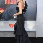 Malin Akerman at the Rampage Premiere in Los Angeles 04/04/2018-4