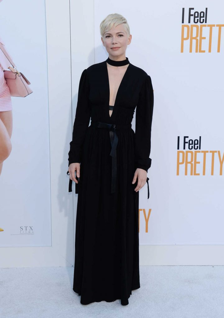 Michelle Williams at I Feel Pretty Premiere in Los Angeles 04/17/2018-1