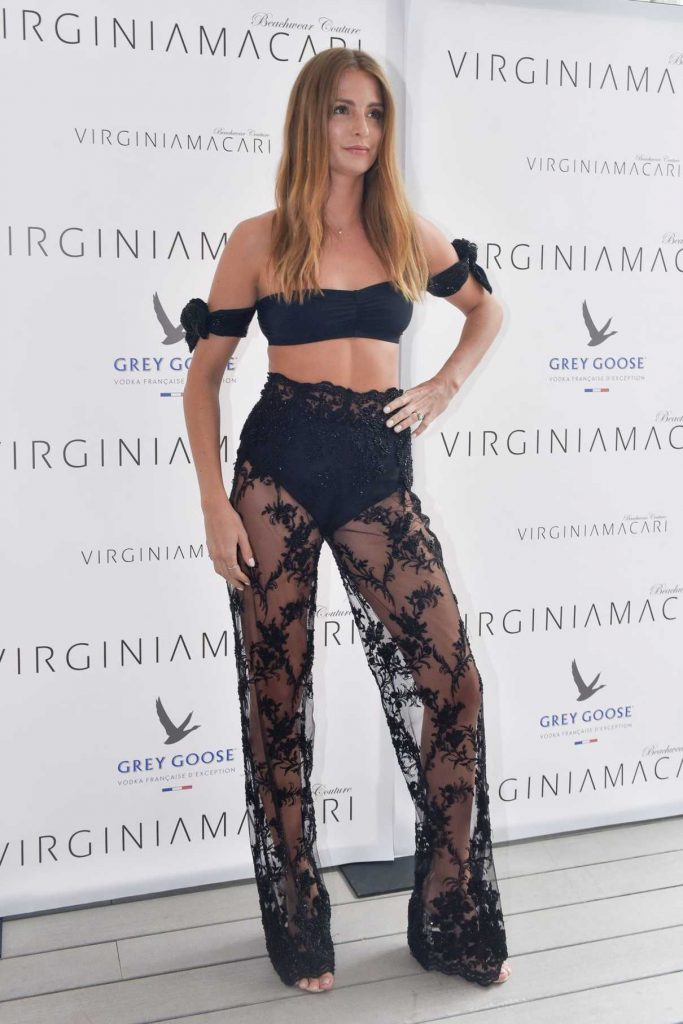 Millie Mackintosh at Virginia Macari Fashion Show in Marbella 04/25/2018-1