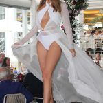 Millie Mackintosh at Virginia Macari Fashion Show in Marbella 04/25/2018-3