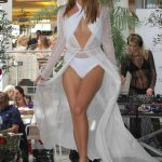 Millie Mackintosh at Virginia Macari Fashion Show in Marbella 04/25/2018-4