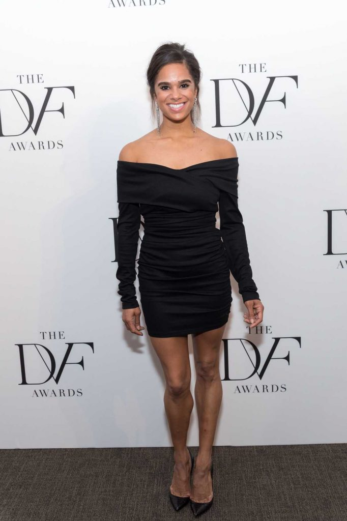 Misty Copeland at the 9th Annual DVF Awards in New York 04/13/2018-1