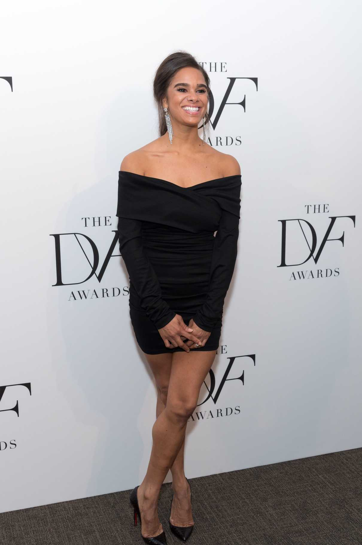 Misty Copeland at the 9th Annual DVF Awards in New York 04/13/2018-2