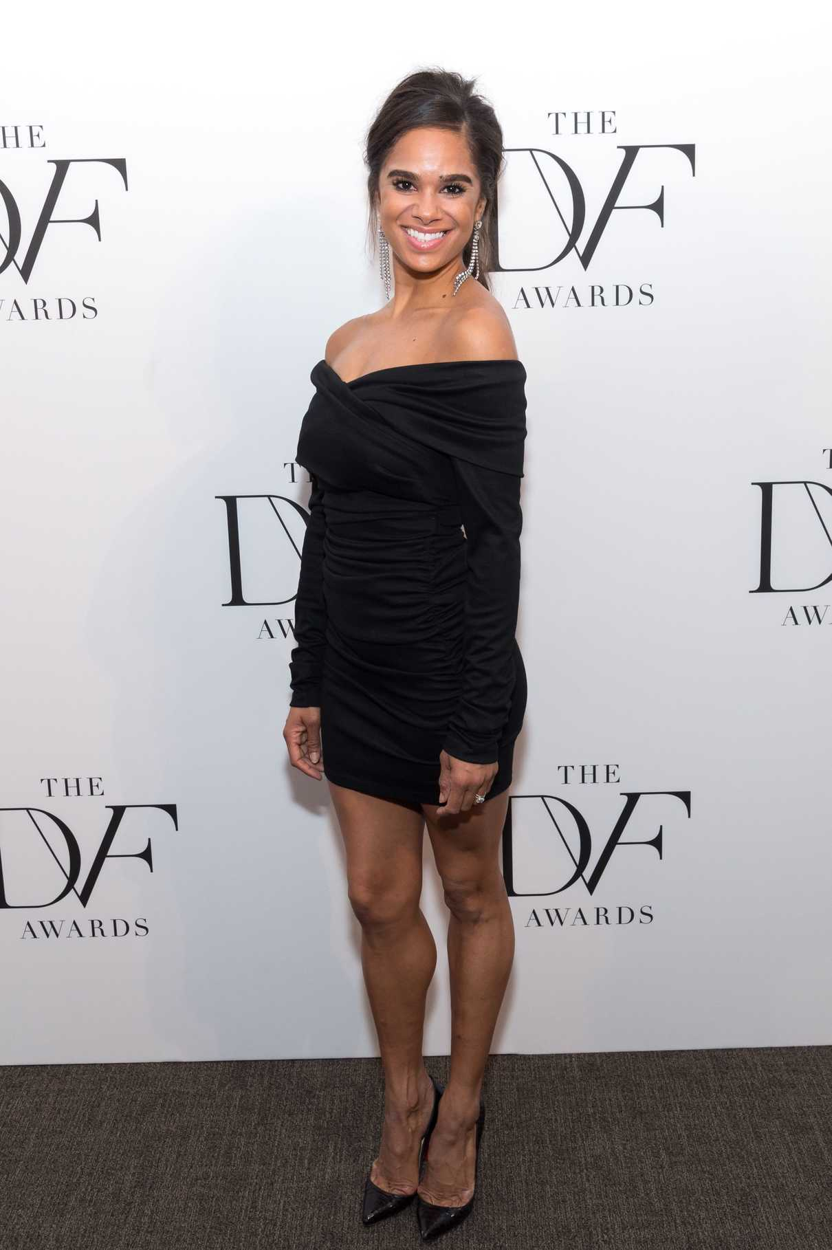 Misty Copeland at the 9th Annual DVF Awards in New York 04/13/2018-3