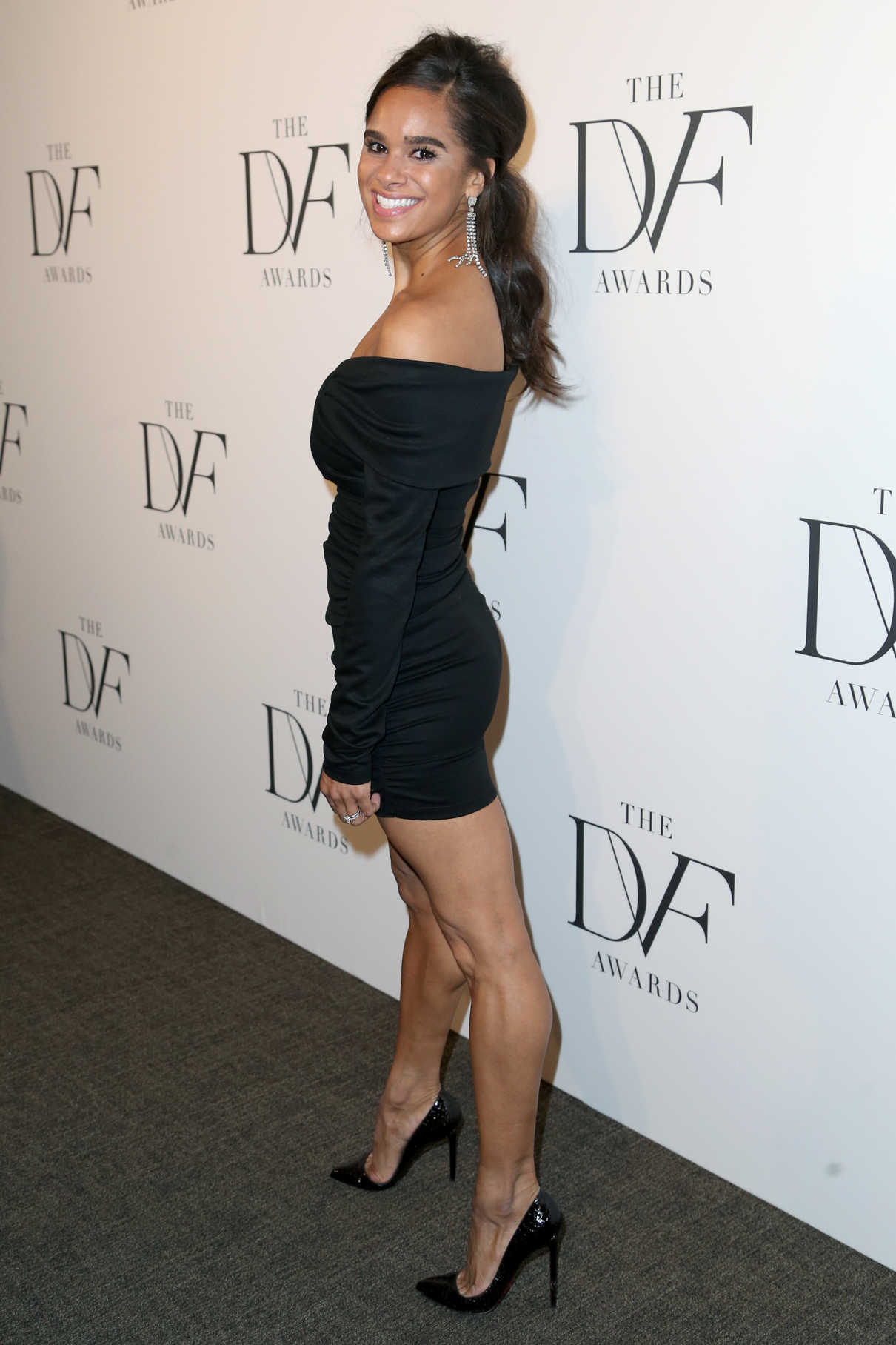 Misty Copeland at the 9th Annual DVF Awards in New York 04/13/2018-4