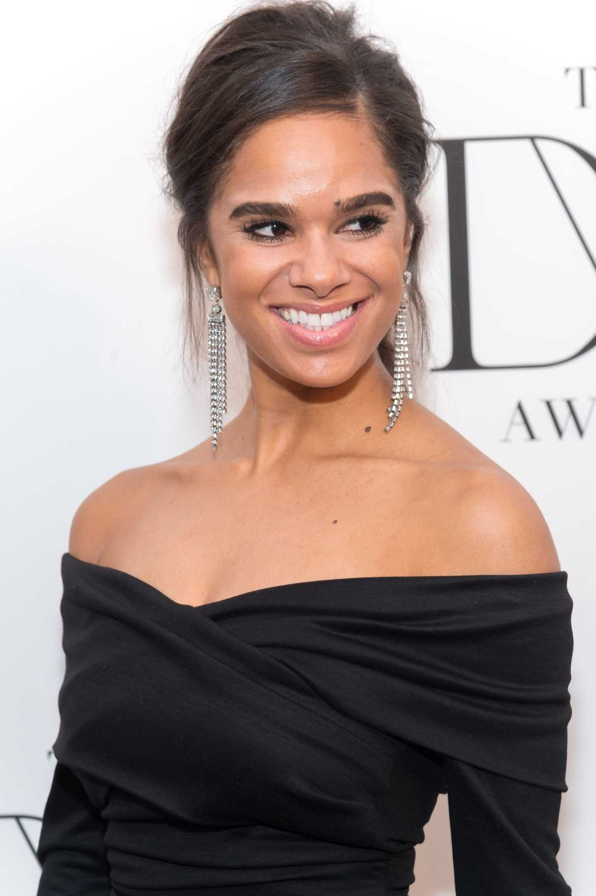 Misty Copeland at the 9th Annual DVF Awards in New York 04/13/2018-5