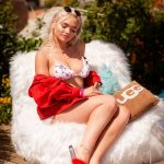 Natalie Alyn Lind at the Ugg Collective Hosts Festival Kick-Off Brunch at Coachella Valley Music and Arts Festival in Indio 04/13/2018-5