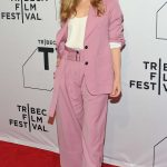Natalie Dormer at the Picnic at Hanging Rock Premiere During the Tribeca Film Festival in New York City 04/28/2018-2