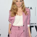 Natalie Dormer at the Picnic at Hanging Rock Premiere During the Tribeca Film Festival in New York City 04/28/2018-3
