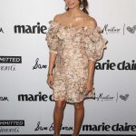 Noureen DeWulf at the 5th Annual Marie Claire Fresh Faces Party in Los Angeles 04/27/2018-2