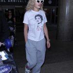 Rita Ora Arrives at LAX Airport in LA 04/13/2018-4