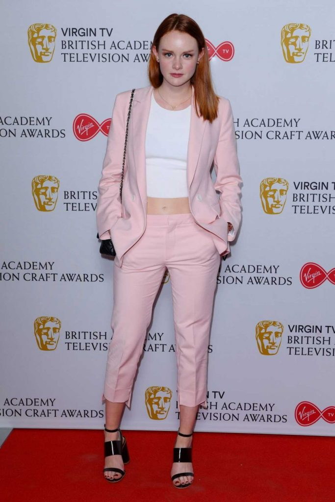 Rona Morison at British Academy Television and Craft Awards Nominees Party in London 04/19/2018-1