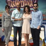 Selena Gomez at the Hotel Transylvania 3: Summer Vacation Photocall at Sony Pictures Studios in Culver City 04/11/2018-3