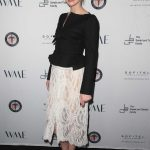 Amber Heard at the Syrian American Medical Society Benefit Event in Los Angeles 05/04/2018-2
