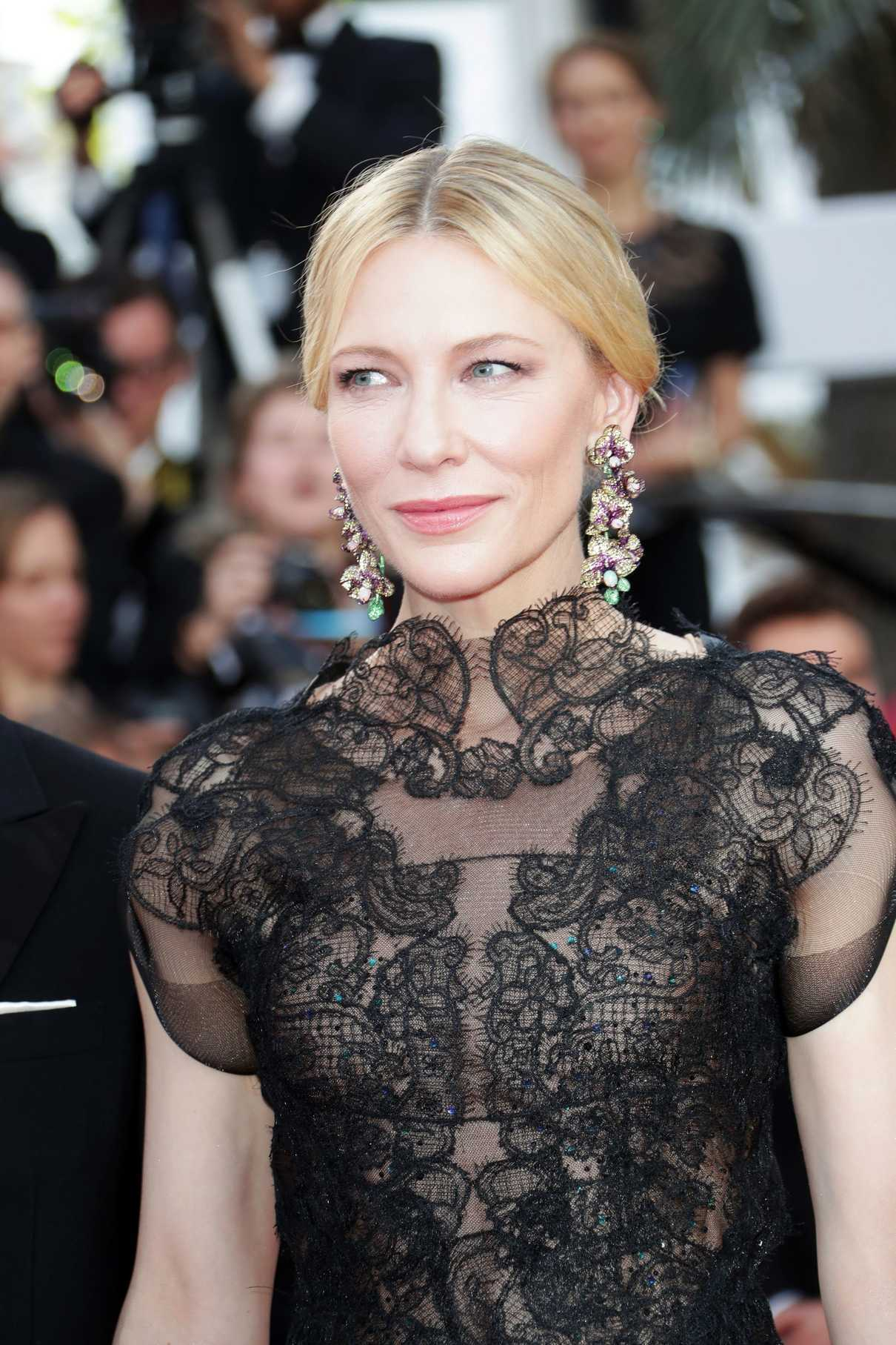 Cate Blanchett at Everybody Knows Premiere During the 71st Cannes Film Festival 05/08/2018-5
