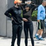Elizabeth Olsen Leaves a Gym Session with Boyfriend Robbie Arnett in Los Angeles 05/03/2018-2