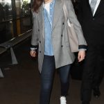 Emmy Rossum Was Seen at LAX International Airport in Los Angeles 05/08/2018-4