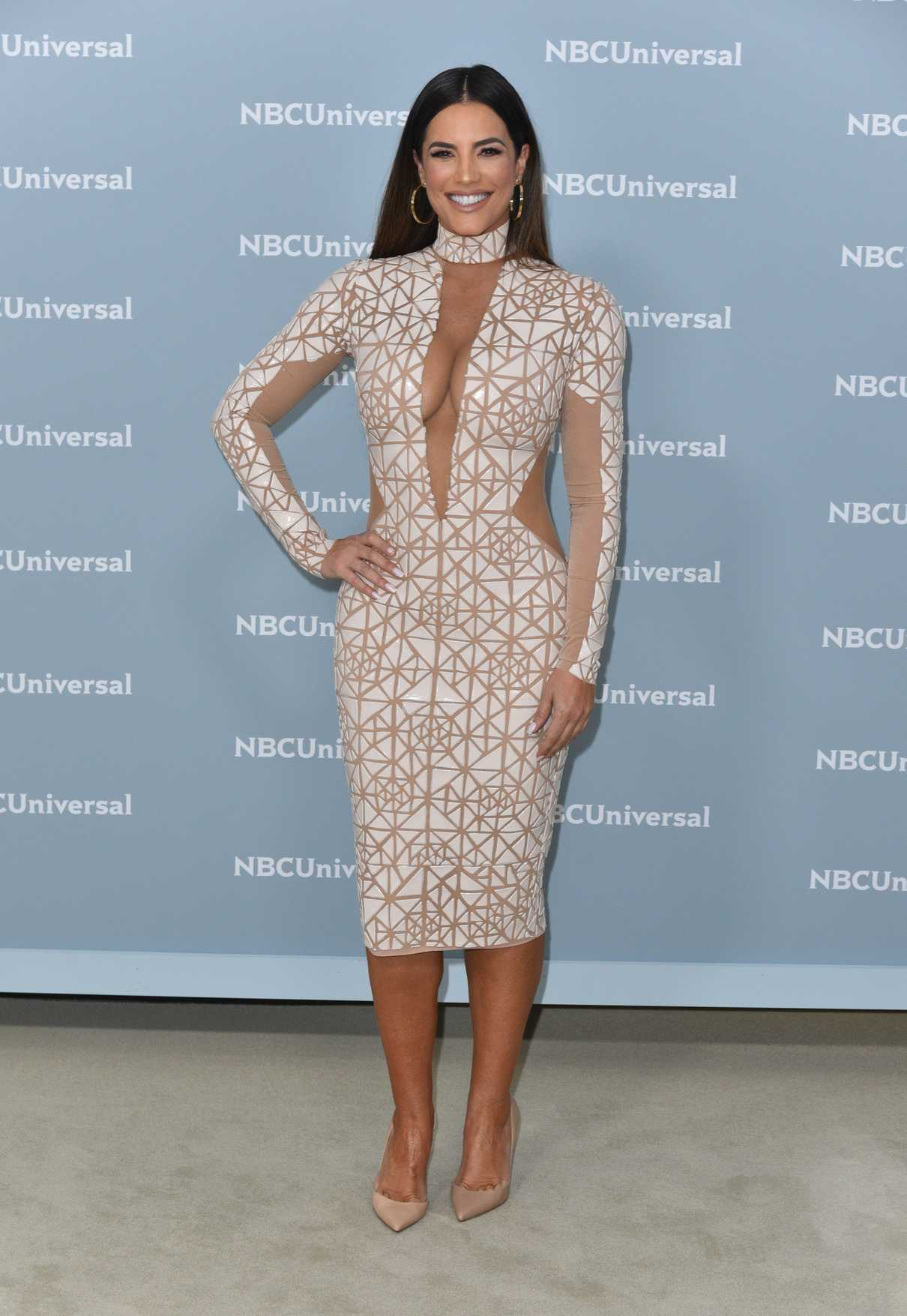 Gaby Espino at NBCUniversal Upfront Presentation in New York City 05/14/2018-2