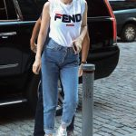 Gigi Hadid Arrives at Her Apartment in New York City 05/30/2018-4