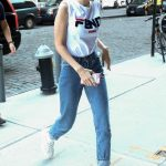 Gigi Hadid Arrives at Her Apartment in New York City 05/30/2018-5