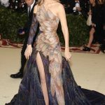 Gigi Hadid at the Heavenly Bodies: Fashion and The Catholic Imagination Costume Institute Gala in New York City 05/07/2018-2