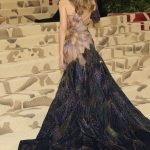Gigi Hadid at the Heavenly Bodies: Fashion and The Catholic Imagination Costume Institute Gala in New York City 05/07/2018-3