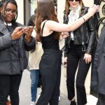 Gigi Hadid Leaves the Chanel Store in Paris 05/02/2018-4
