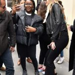 Gigi Hadid Leaves the Chanel Store in Paris 05/02/2018-5