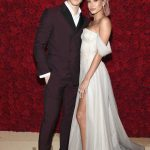 Hailey Baldwin at the Heavenly Bodies: Fashion and The Catholic Imagination Costume Institute Gala in New York City 05/07/2018-4