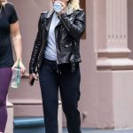 Hilary Duff Leaves the Gym in NYC 05/18/2018-2