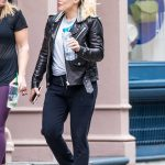Hilary Duff Leaves the Gym in NYC 05/18/2018-3